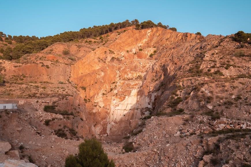 La cantera de Macael, candidata a ser declarada Patrimonio Inmaterial