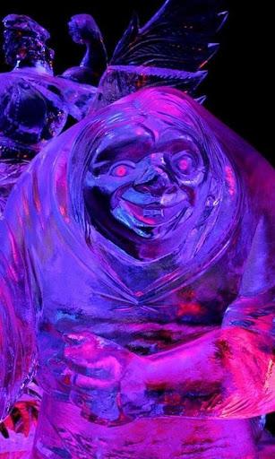 Ice Sculpture FestivalinBruges