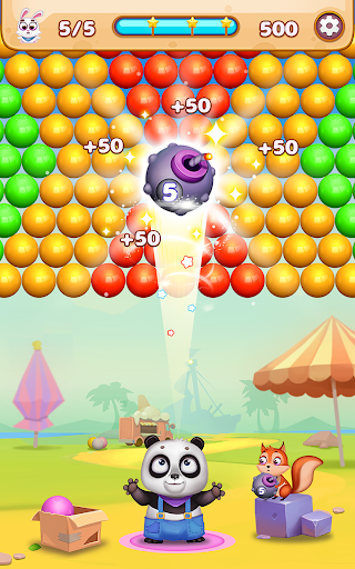 Panda Bubble Mania: Free Bubble Shooter 2019 1.08 screenshots 21