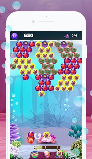 Fishjoy Hunting - Bubble Shooter Game  captures d'écran 1