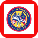Ironworkers Local No. 387 icon