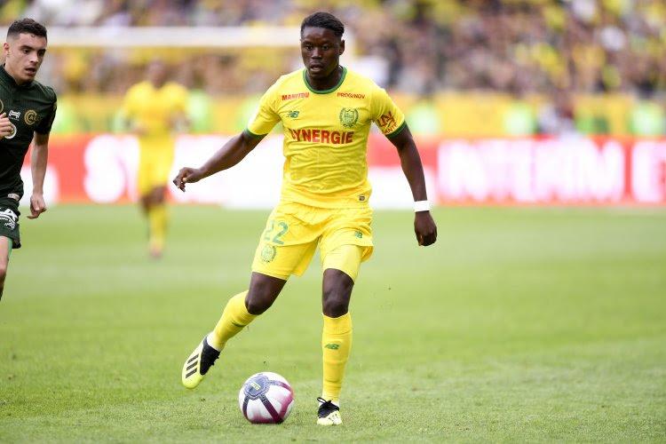 Anthony Limbombé est sur le point de quitter le FC Nantes