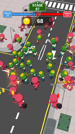 Street Gangs - Tights Bully ss3