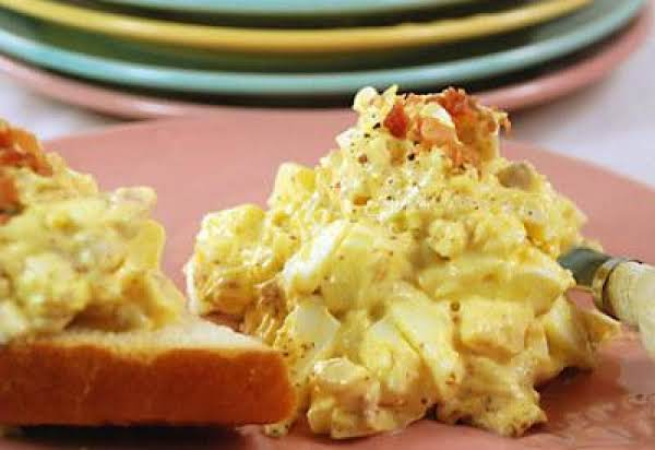 Kickin' Egg Salad Recipe