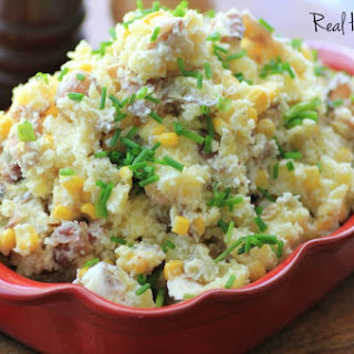 Mashed Potato With Bacon And Corn Recipes