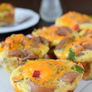 Grab and Go Breakfast Casserole
