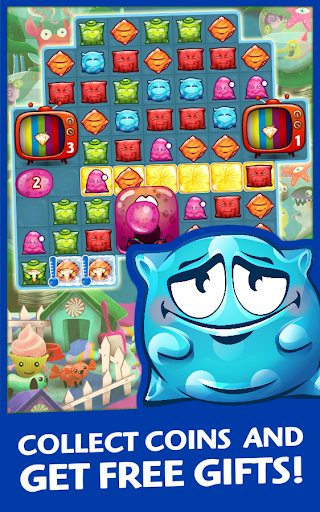 Dreamland Story: Toon Match 3 Games, Blast Puzzle modavailable screenshots 5