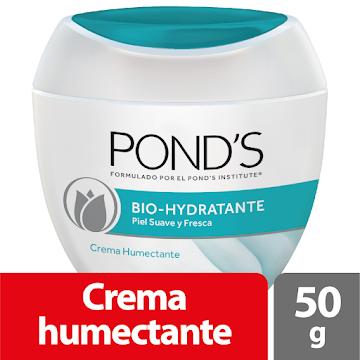 Crema Ponds Byo-Hydratante Humectante Extracto De Algodon X50g