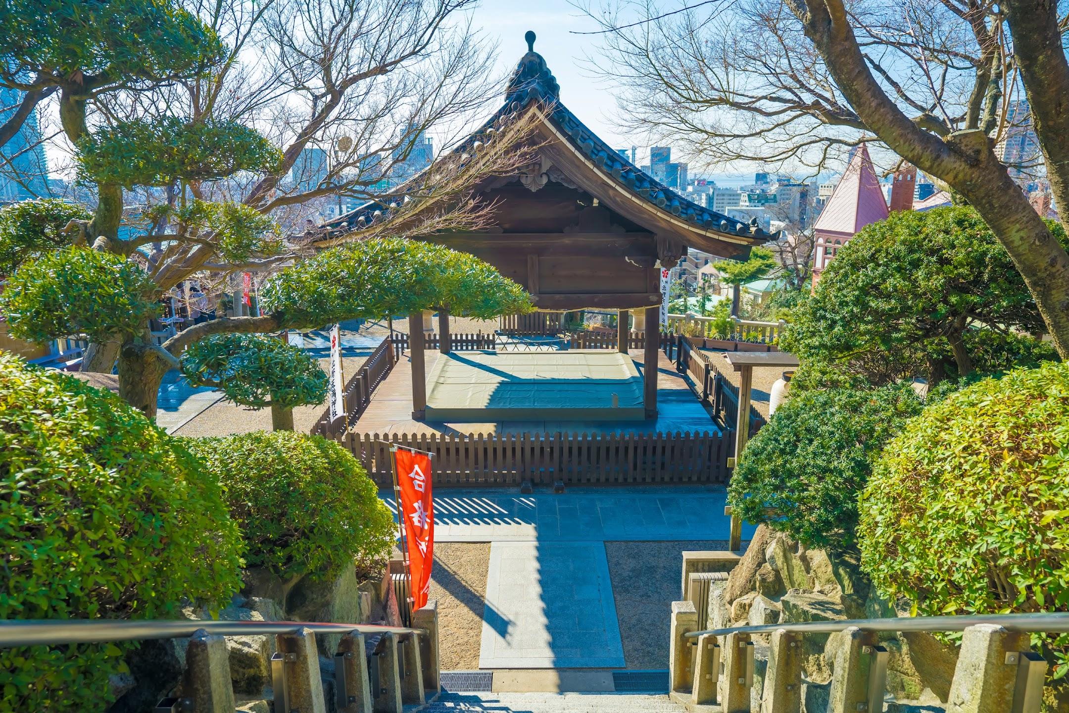 Kobe Kitano Tenman Shrine2