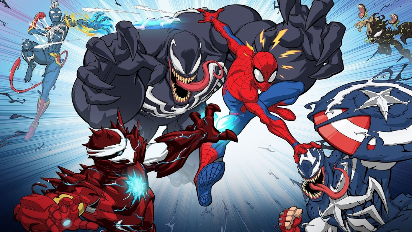 Watch Marvel's Spider-Man: Maximum Venom live