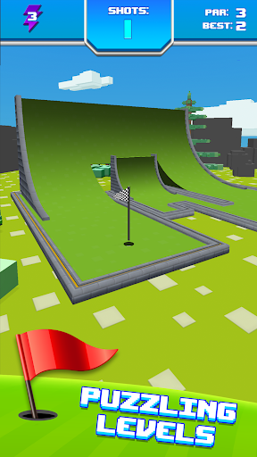 Mini Golf Stars: Retro Golf Game apkdebit screenshots 4