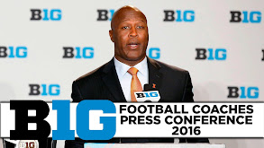 B1G Football Coaches Press Conference 2016 thumbnail