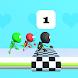Run racing fun 3d game: Race 3d