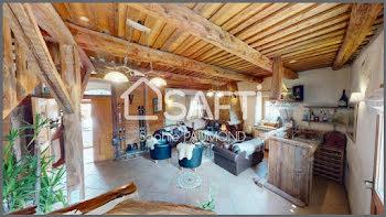 maison à Saint-Chaffrey (05)