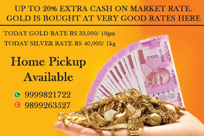 Delhi Gold Rate Today