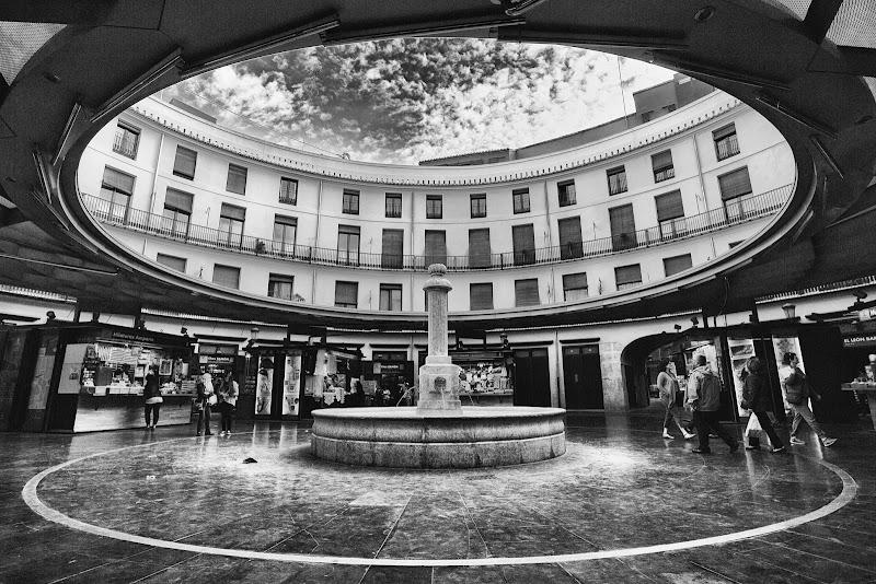 La Plaza Redonda di Marcello Zavalloni