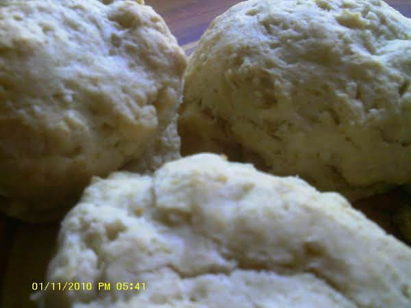 Basic Southern Biscuits