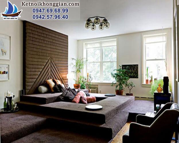 thiết kế nội thất nhà hợp lý