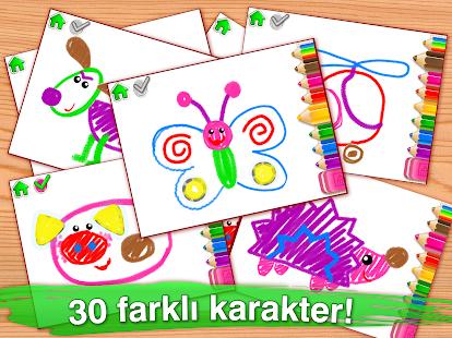 Çocuklar için Çizimler! FREE Ekran Görüntüsü