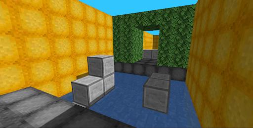 MultiCraft Parkour 3D screenshot 2