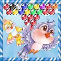 Pop Birds Bubble Shooter icon