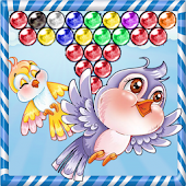 Pop Birds Bubble Shooter