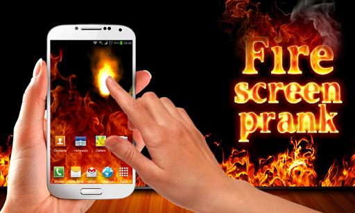 Fire Screen Simulated 5.0 screenshots 5