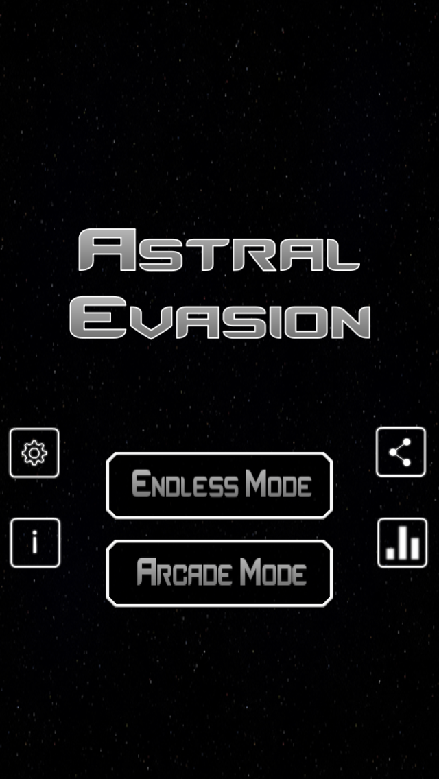 Скриншот Astral Evasion