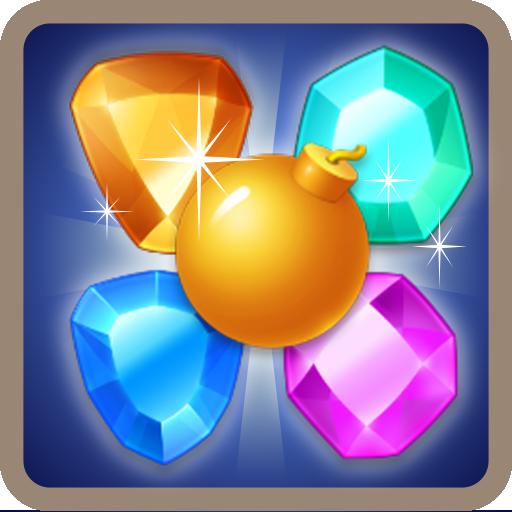 Hay Match 3 Diamond (game)