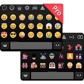 Emoji Keyboard Pro Smiley Kika