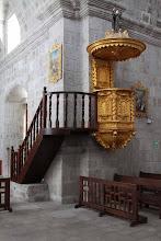 Photo: Interior de la iglesia de San Agustín Torata Moquegua (28 y 29-Julio-2012)