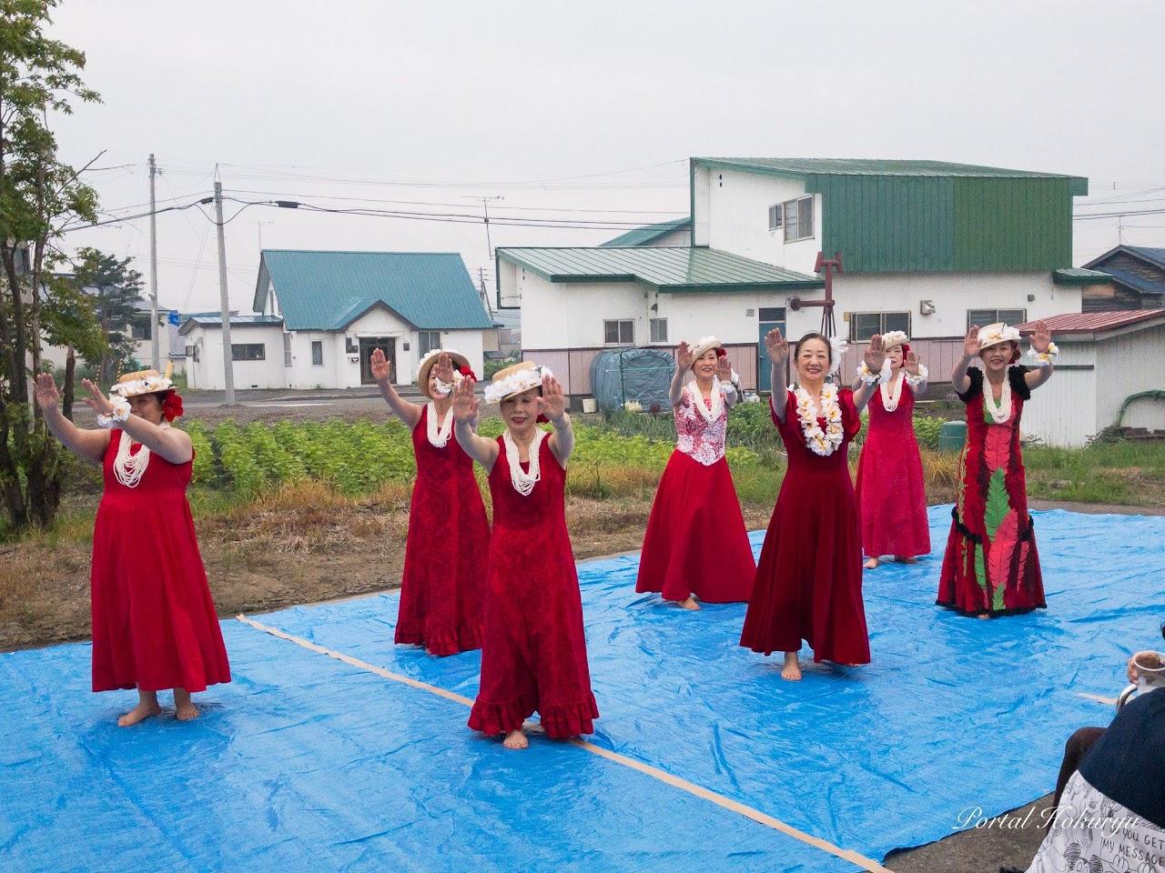 華麗なダンスの数々