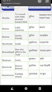 মেয়েদের ইসলামিক নাম, অর্থ ও ফজিলত - mayeder name - náhled