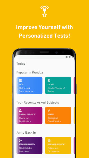 Kunduz Doubt app Q&A: JEE main, JEE adv, NEET 2020 3.7.6 Screenshots 7
