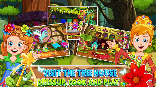 Fairy Tale Magic Kingdom : My Little Princess 1.10 screenshots 3