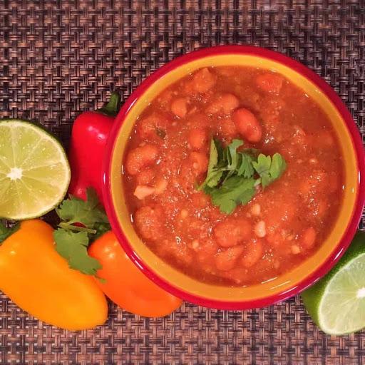 Copy Cat Cafe Rio Pinto Beans