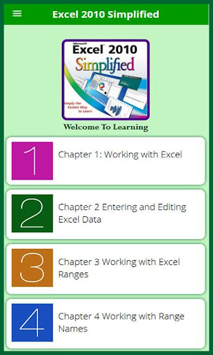 Learn for Excel 2010 Tutorial