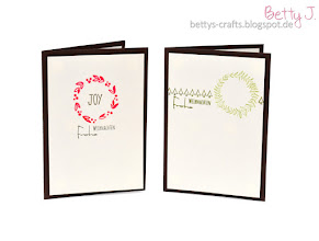 Photo: http://bettys-crafts.blogspot.com/2016/10/frohe-weihnachten-set.html