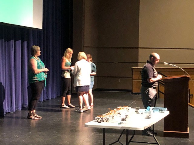 Years of service awards