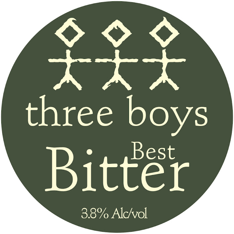Logo of Three Boys Best Bitter