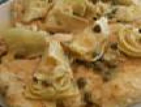 Artichoke Chicken Piccata Recipe