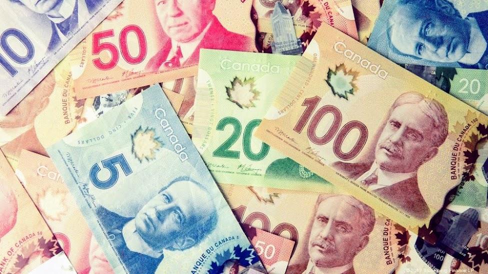 dolary kanadyjskie