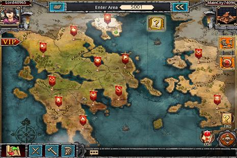 Spartan Wars: Blood and Fire- screenshot thumbnail