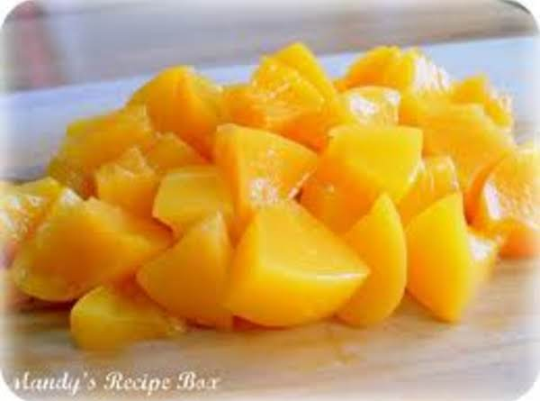 Just Peachy! Recipe