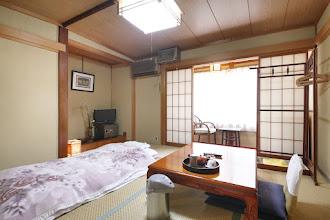 Photo: 星の間 布団1名2 room hoshi no ma