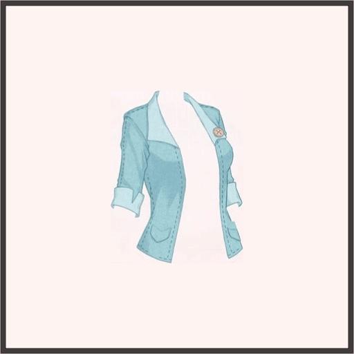 裁縫教室(青)