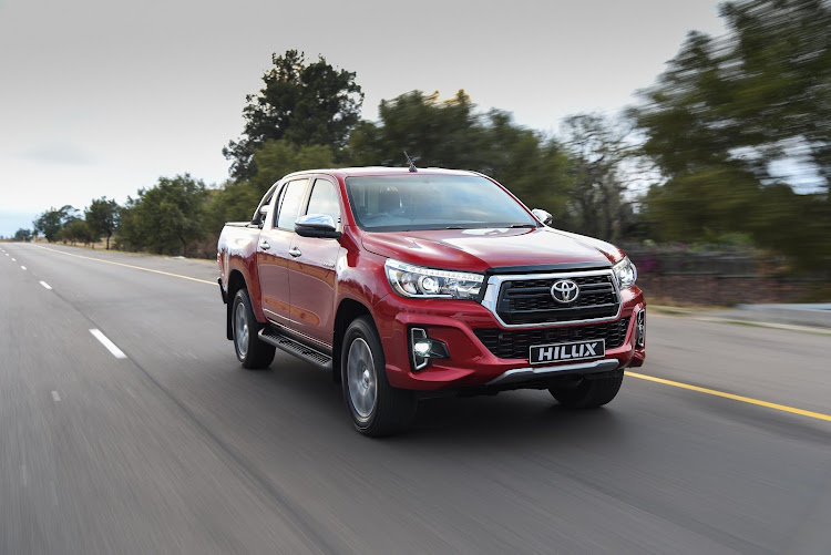Toyota Hilux. Picture: SUPPLIED