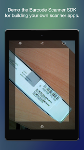Manatee Works Barcode Scanner- screenshot thumbnail