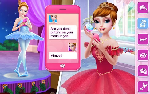 Pretty Ballerina – Dress Up in Style & Dance App Latest Version Download For Android and iPhone 10