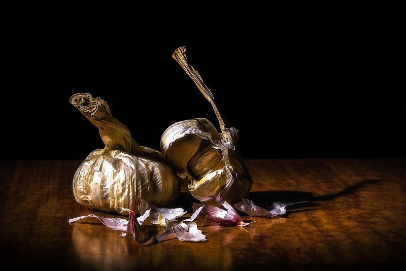 Aglio, fravaglio, fattura ca nun quaglia... di Maria Luisa Zoccolini